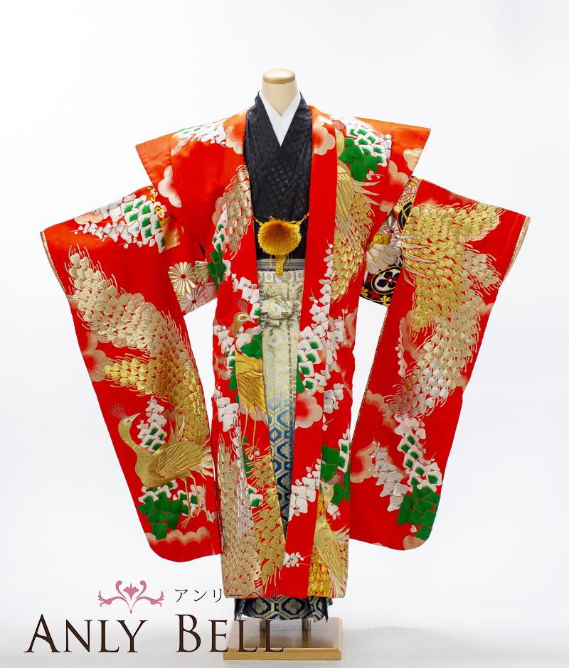 成人式男袴レンタル